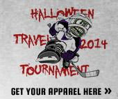 Halloween Travel 2014 Tournament: Get your apparel here »
