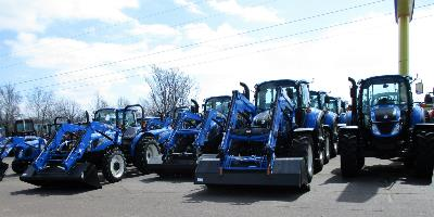 Ridgeview New Holland - Massey Ferguson NH Tractors400