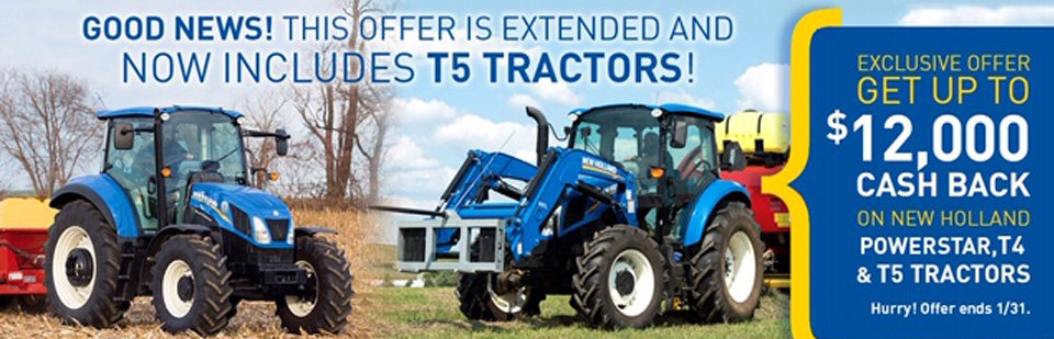 T5 Series Discounts