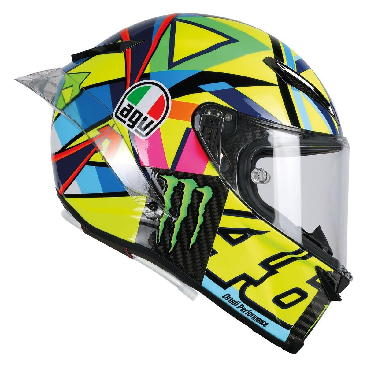 agv pista gp r carbon rossi soleluna 2016 helmet for sale in miami