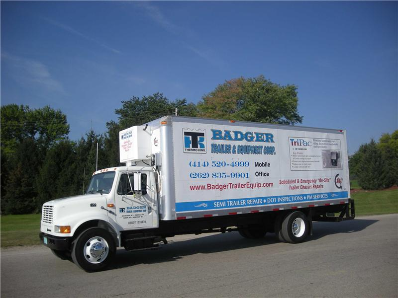 Trailer Service Thermo King Of Southeast Wisconsin