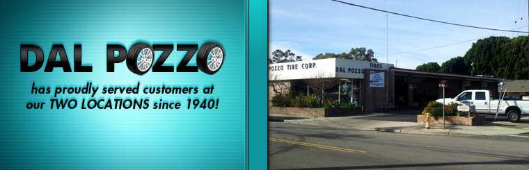 Dal Pozzo has proudly served customers at our two locations since 1940! Click here for directions
