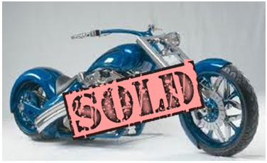 Sold Motorcycle