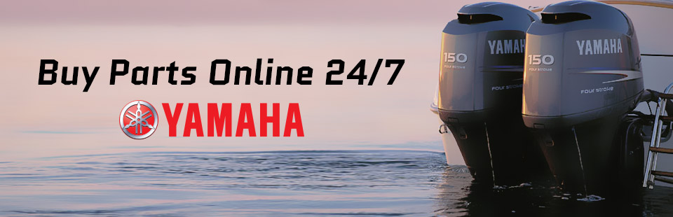 Buy Yamaha parts online 24/7!