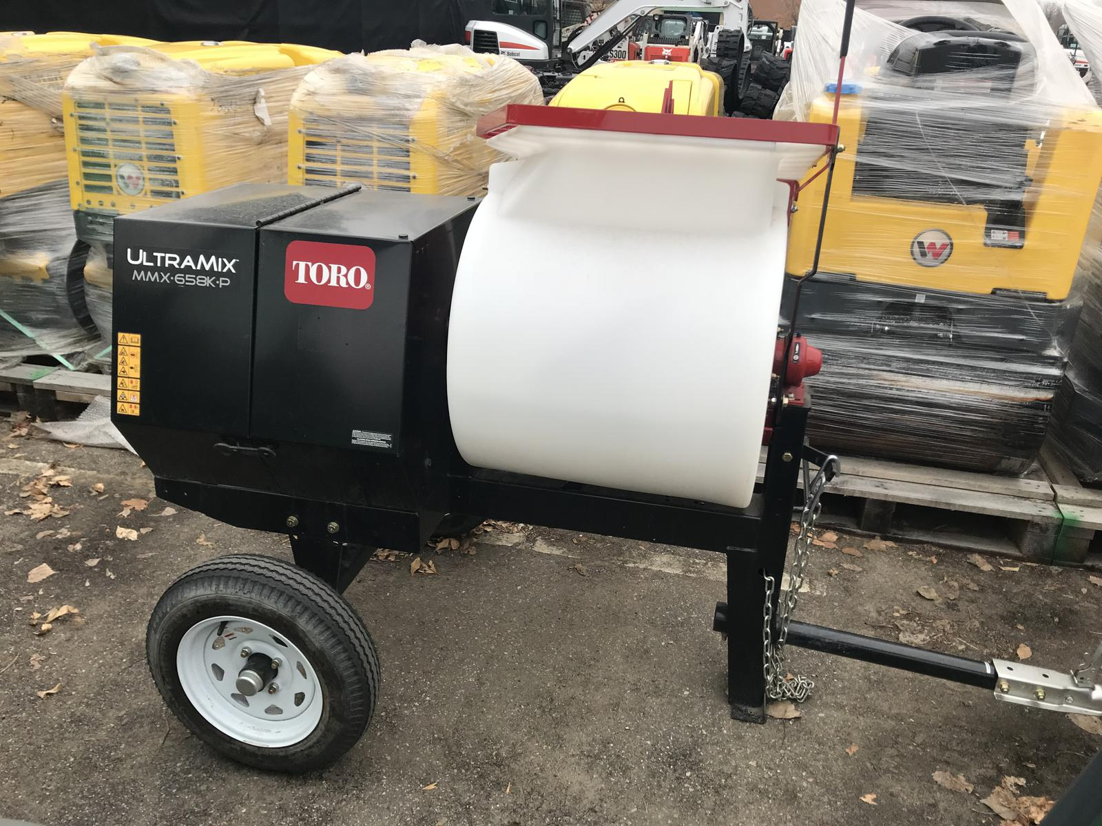 Mortar Mixer For Sale >> Toro Mmx 658k P Ultramix Mortar Mixer For Sale In