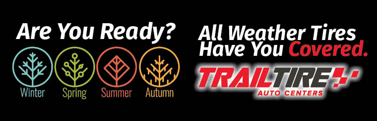 Are you ready? All Weather Tires have you covered