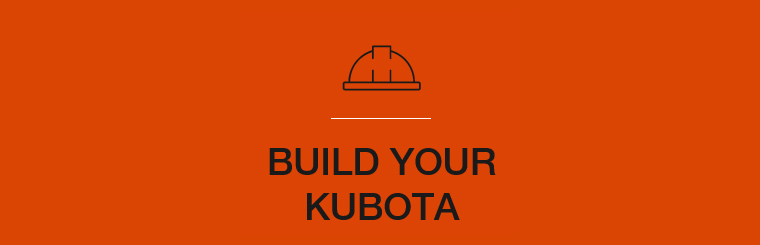 Build your own Kubota