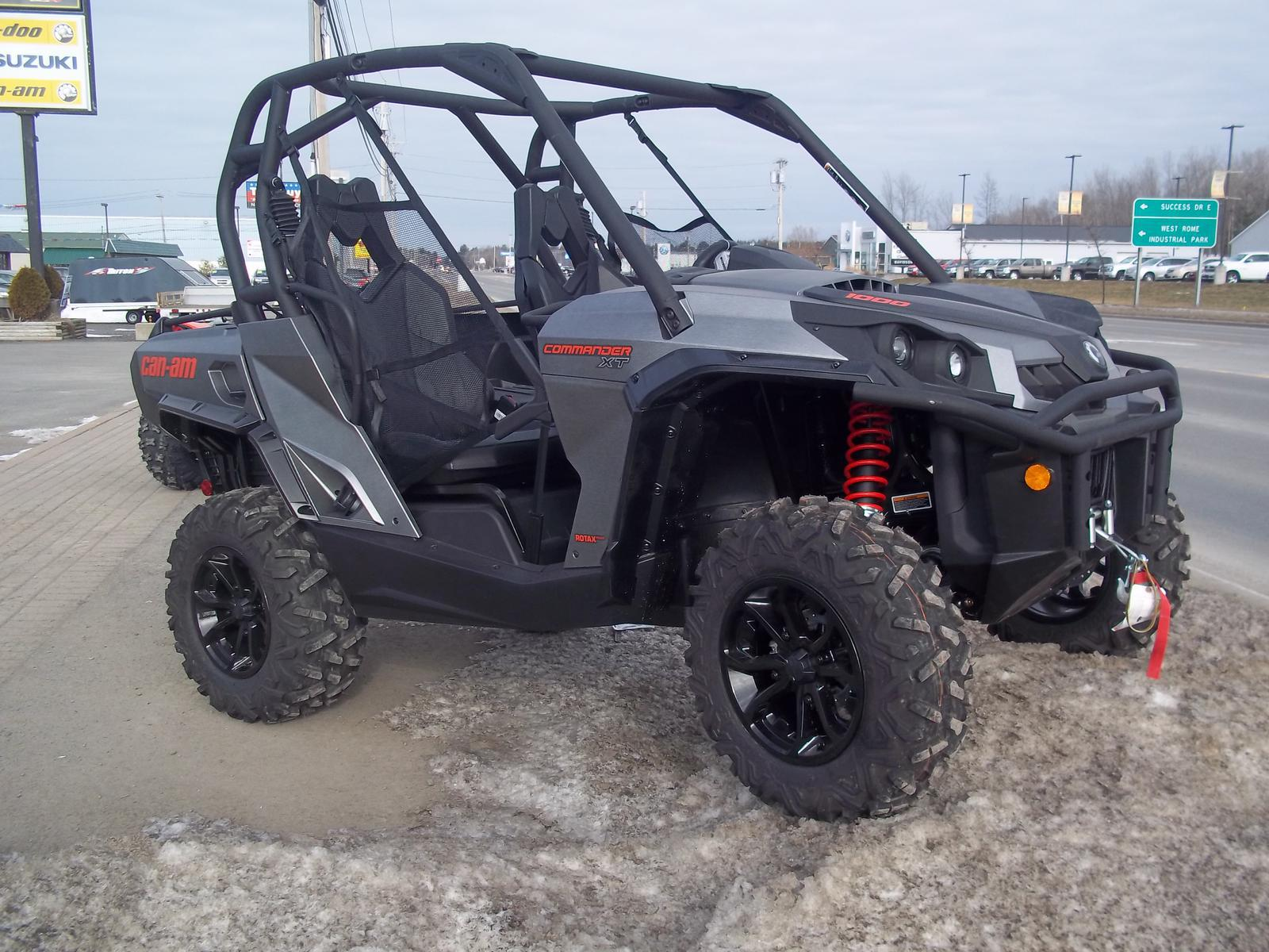 Can Am Commander For Sale >> 2016 Can Am Commander 1000 Xt For Sale In Rome Ny Kdk Sports 800