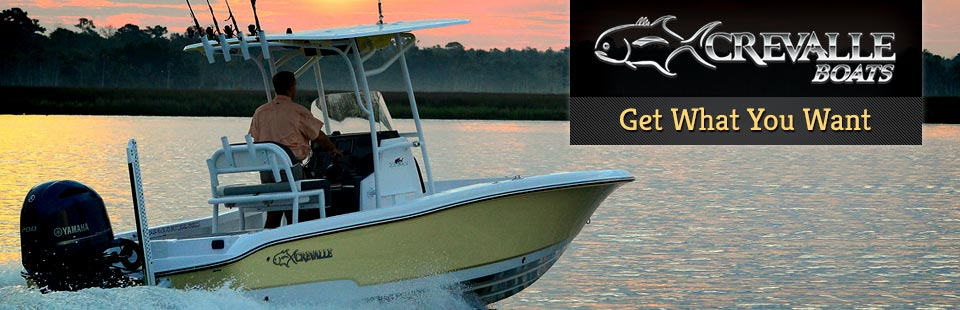 Crevalle Boats: Get What You Want