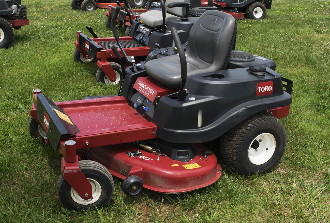 Used Toro Timecutter Ss5000 For Sale Wiring Diagram Ss 5000 74637 In Chuckey Tn Cc Custom Trailers