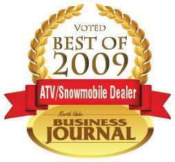Voted Best of 2009 ATV/Snowmobile Dealer