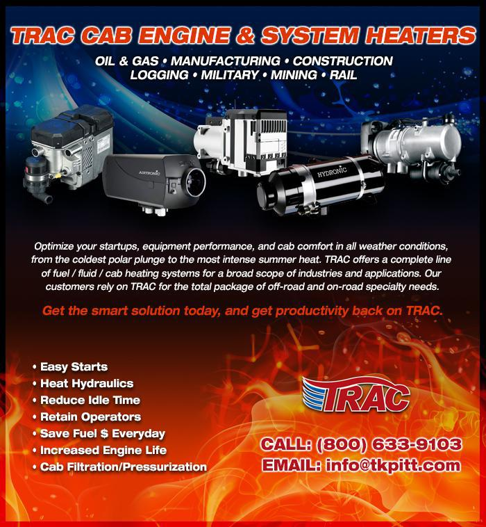 Trac Cab Engine Amp System Heaters Thermo King Of Pittsburgh