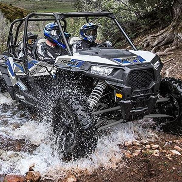 RZR 4-Seat Side by Sides