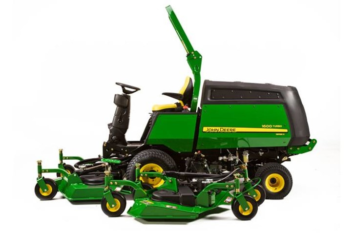 Commercial Wide Area Mowers