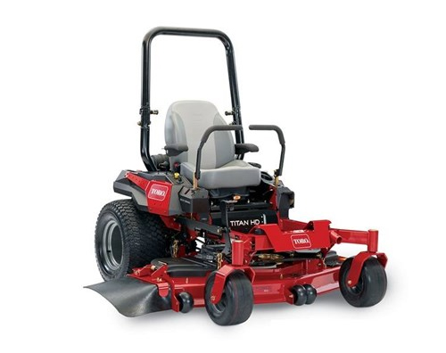 Toro Titan Zero Turn Mowers