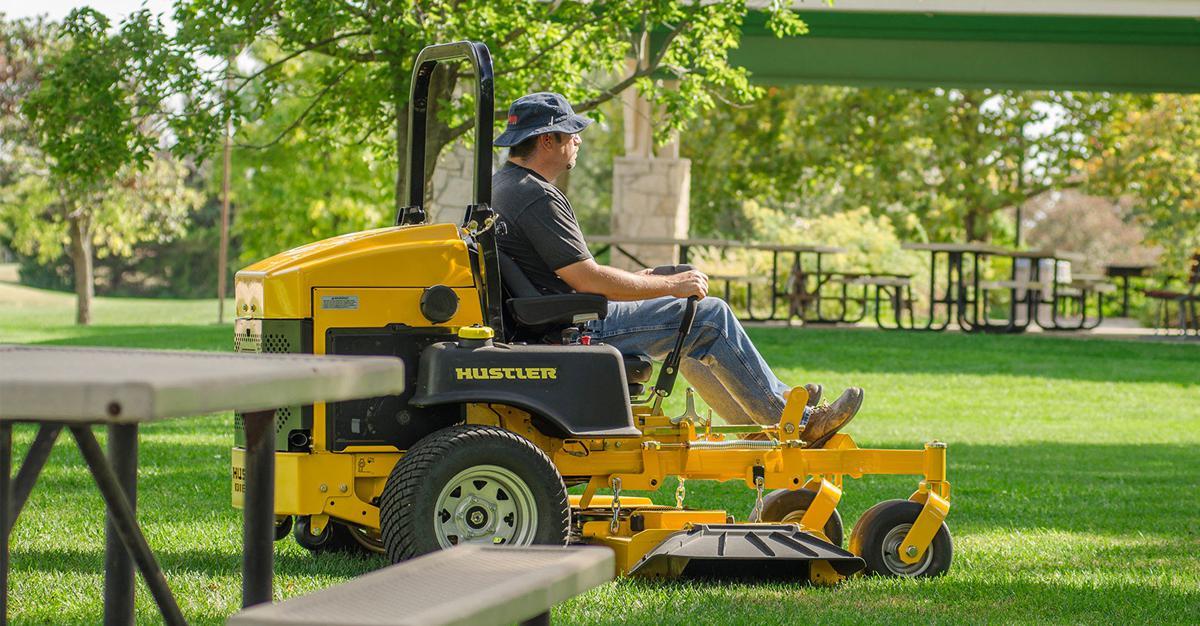 Residential Lawn Mowers
