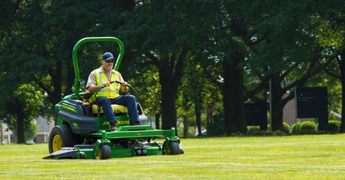 John Deere Commercial Mower