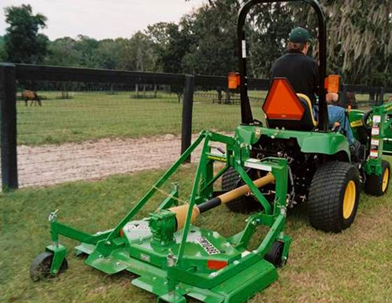 Frontier Mowing Equipment
