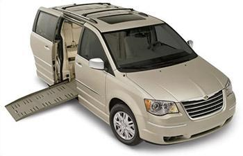 Drop Floor Minivan
