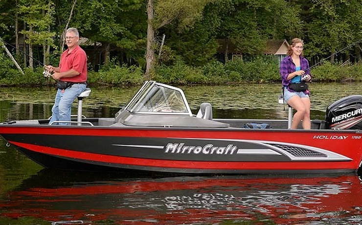 Mirrocraft Holiday Boats