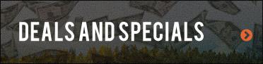 Service Deals and Specials