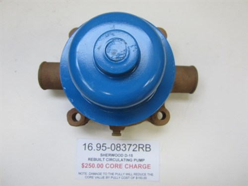 16.95-08372RB Rebuilt Circulating Pump