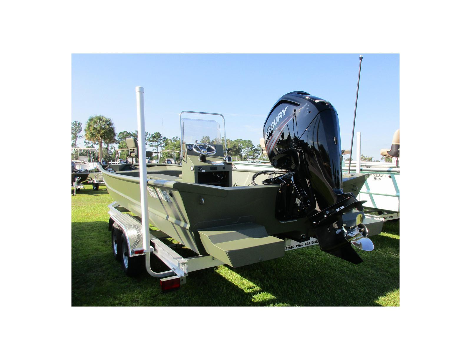 2018 SeaArk 2472 MVT for sale in Ocala, FL | Millers Boating Center (877)  898-1474