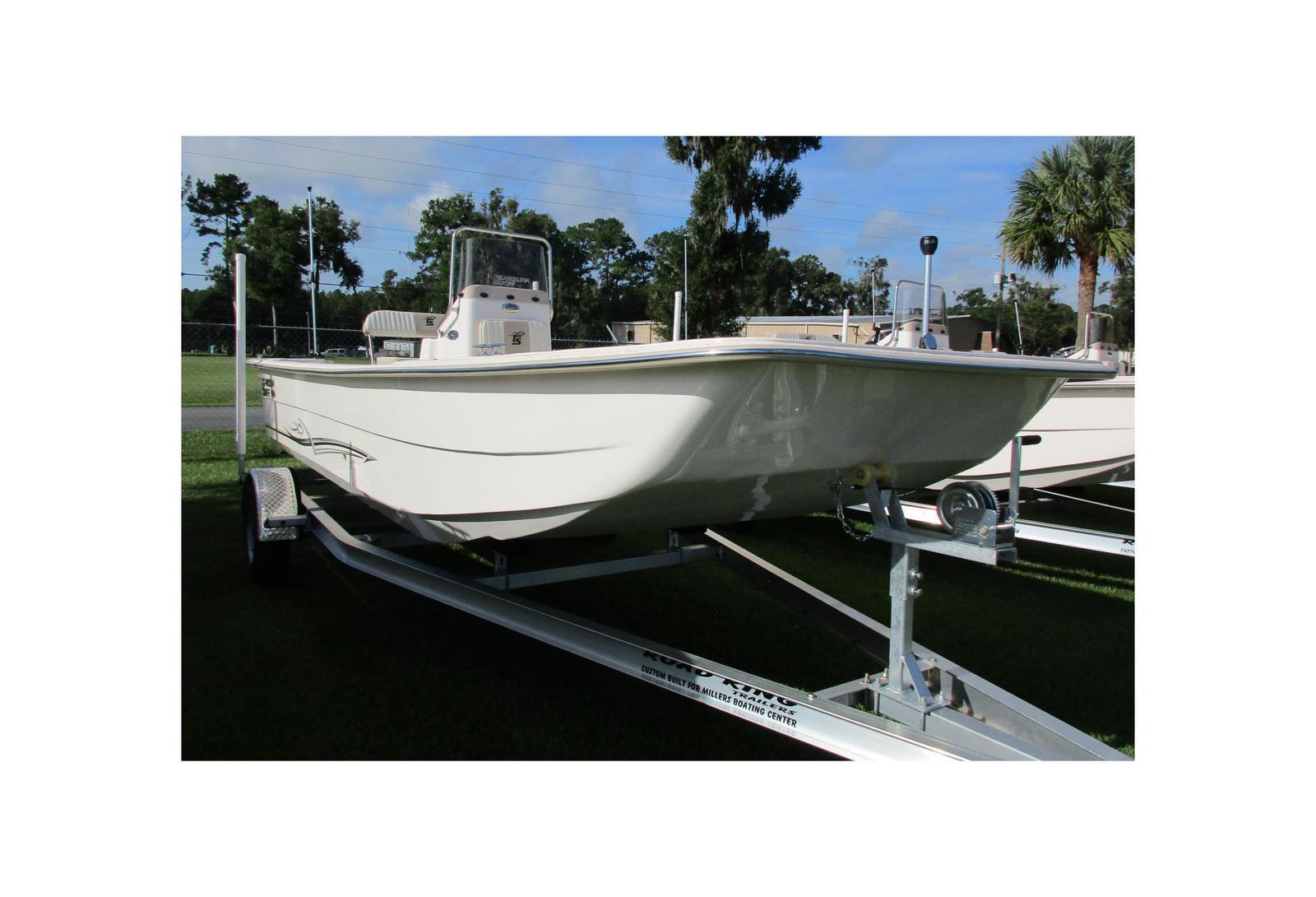 2019 Carolina Skiff 2180 DLX for sale in Ocala, FL | Millers Boating Center  (877) 898-1474