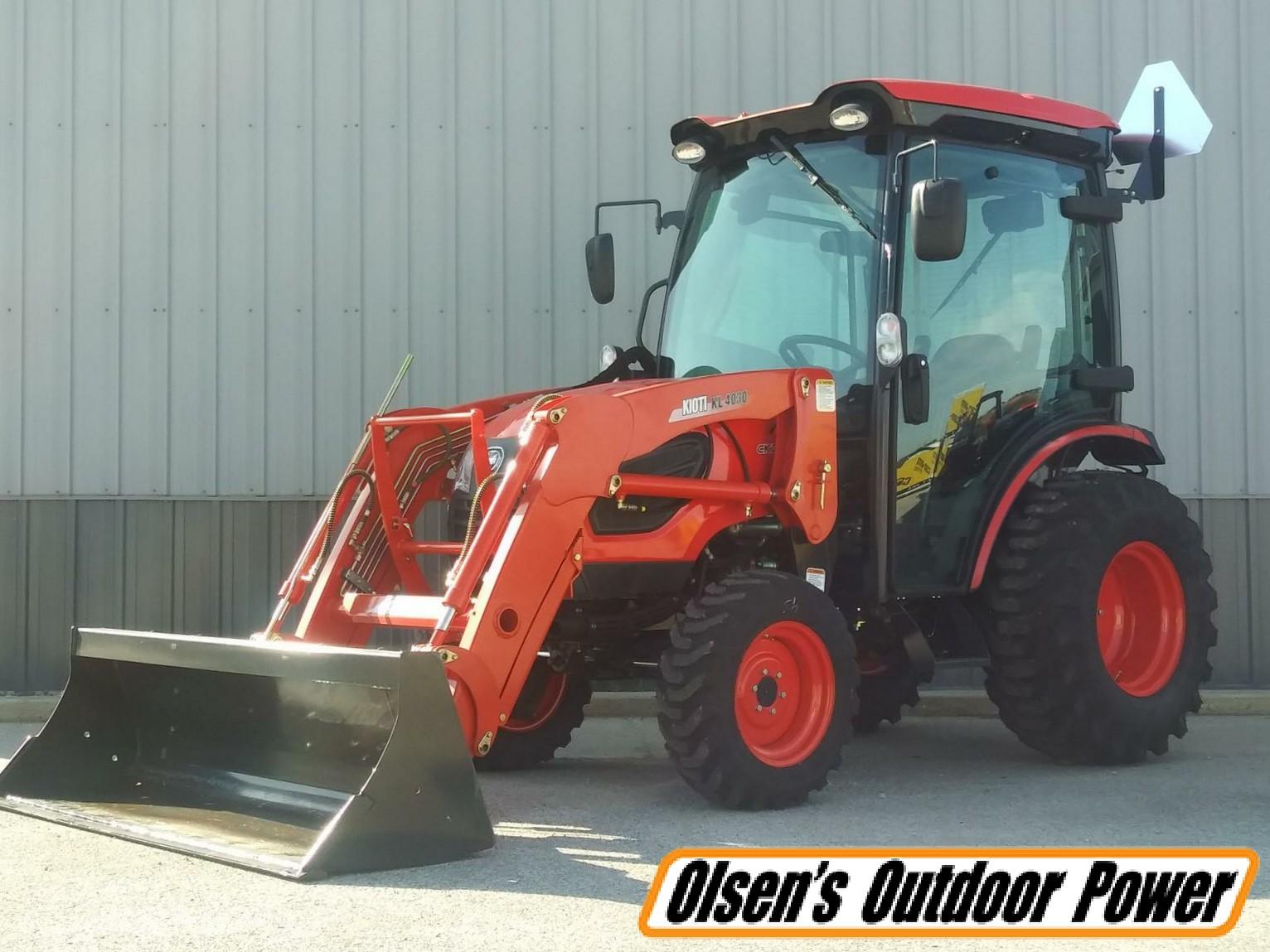 Kioti Ck Series Ck3510 Hst Tractor W Cab For Sale In Atlantic Ia Olsen S Outdoor Power
