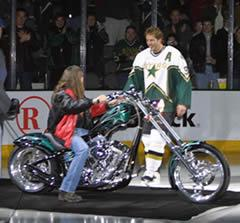 Dallas Stars Bike