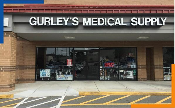 Home Gurley's Medical Supply Durham, NC (919) 237-3608