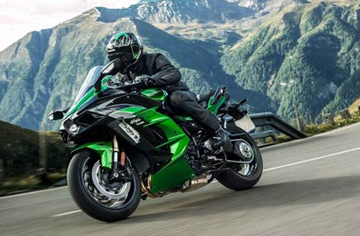 Kawasaki Ninja H2 Supersport Bikes