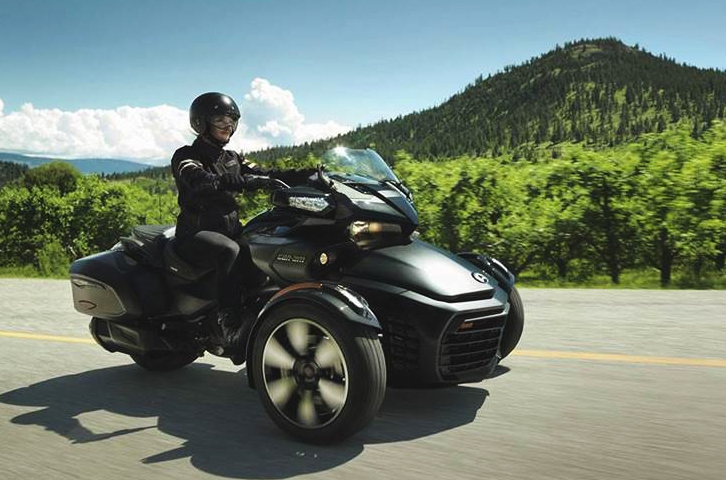 can am spyder models