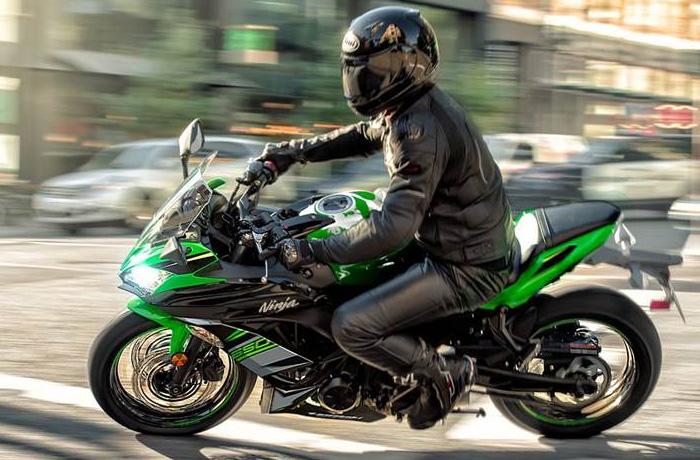 Kawasaki Ninja 650 Series Street Bikes