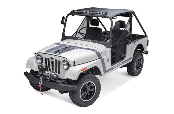 Mahindra ROXOR Limited Edition