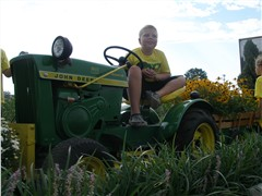Ray`s 1st Tractor Sold