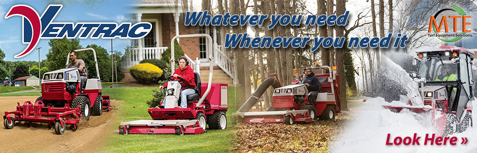 Ventrac Commercial Tractors and Attachments