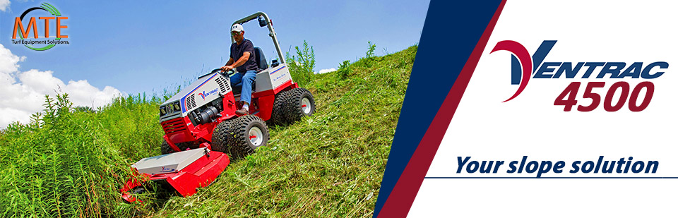 Ventrac Slope Mowing Equipment