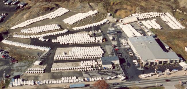 New Englandu0027s Premier Storage Facility