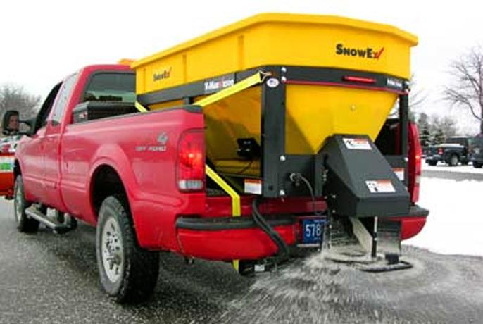 SnowEx Commercial Spreaders