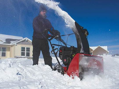 Snowmaster Snowblowers