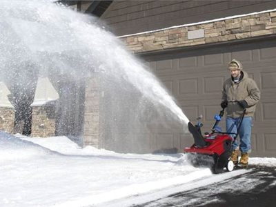 Powerclear Single-Stage Snowblowers