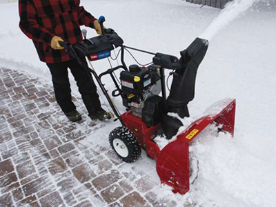 Snowthrower Parts & Service