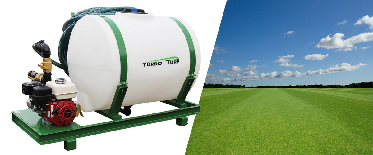 Turbo Turf Hydro Seeders