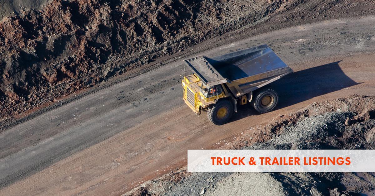 Trucks & Trailers Listings
