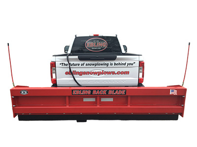 Ebling Truck Fix Wing Pull Plow