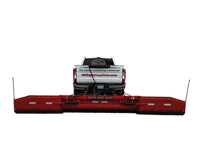 Ebling Hydraulic Wing Pull Plow