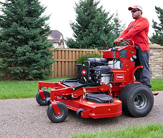 GrandStand Stand-On Commercial Mowers