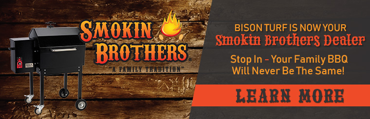 Shop Smokin Brothers Grills in Buffalo, NY at Bison Turf. We are your authorized smokin brothers dealer in New York.