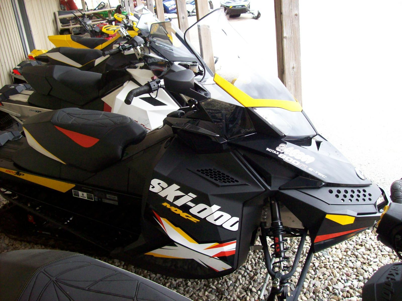 2012 Ski Doo Mx Z X Rotax E Tec 800r For Sale In Wingham On Lynn 2014 Snowmobile Headlight Wiring Diagram Stock Image Black